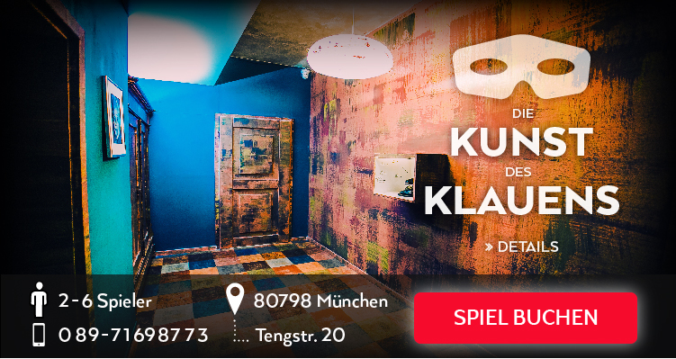 Junggesellenabschied m nchen spiele escape game for Escape room ideen