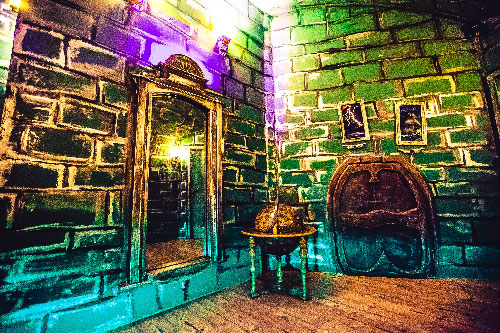 Exit the room game - Der Zauberer